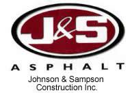 J & S Asphalt Logo